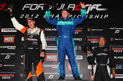 Justin Pawlak Takes the Victory at Round 2: Road to the Championship