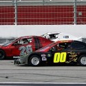 "Thursday, June 14, 2012 Week two of Atlanta Motor Speedway's short track racing on the ""Thunder Ring"" showcased a first-time winner, a plethora of crashes and tight racing all night..."