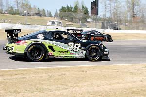 BGB Motorsports Porsche Cayman took 1st in GX Class.