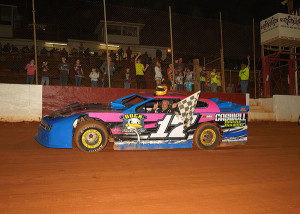 Summit Racing Equipment Hobby Stocks winner Marcus Caswell
