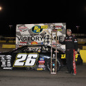 All photos by MSA Staff. Pollard Holds Off Fellow Georgian T.J. Reaid for Second-Straight Southern Super Series Win Two Georgia drivers battled under the lights Saturday night at Jefferson, Georgia's […]