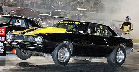 Drag racers took advantage of the final night of non-points competition to tune-up their vehicles and work out any last kinks during the fourth week of Friday Night Drags &...