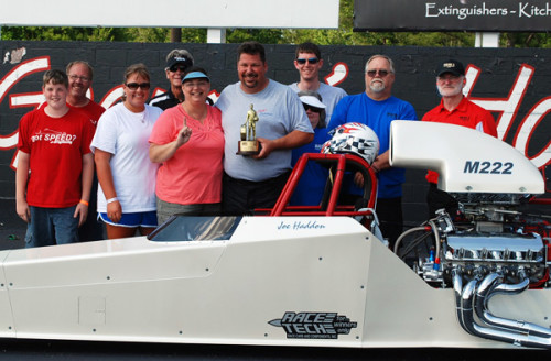 Haddon wins NHRA Unleashed Wally along with Morris, who also enjoyed Sportsman win