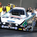 Looking to turn around his 2013 season in the NHRA Mello Yello Drag Racing Series, 15-time Funny Car world champion John Force is hoping for the ultimate Father's Day present...