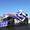 The first three races of the NHRA Mello Yello Drag Racing Series that featured the Pro Stock Motorcycle category were like a dream for Hector Arana Jr. on his […]