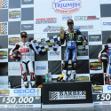 The three-day Triumph SuperBike Classic at Barber Motorsports Park drew an official attendance of 35,353, according to ZOOM Motorsports. The attendance makes the 2013 Classic the second highest attended motorcycle […]