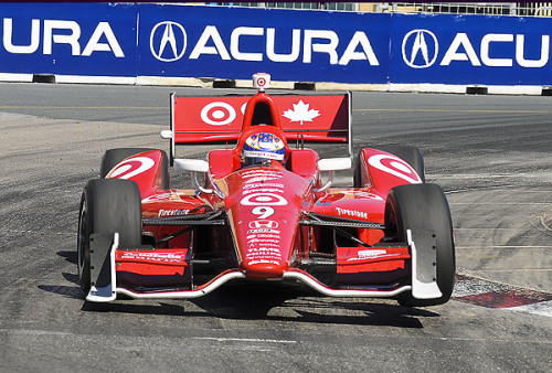 'Perfect Finish' for Dixon on streets of Toronto