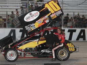 Ms. Morgan Turpen from Cordova, TN has three career USCS victories under her belt.