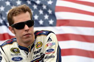 Brad KeselowskiPhoto courtesy of NASCAR Media