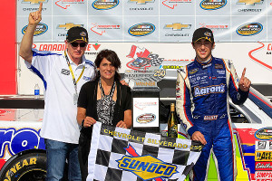 3RD-PIC--FRONT-PG-WEB-NASCAR_NCWTS_Chase_Elliott_Victory_Lane_Family_9113