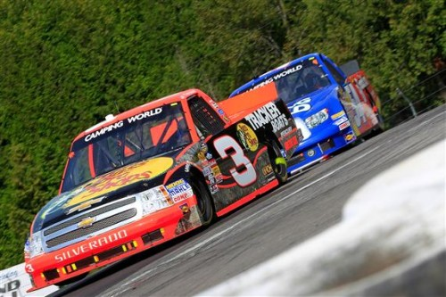 Close Calls: NASCAR Truck Series goes 'Springer' in Canada