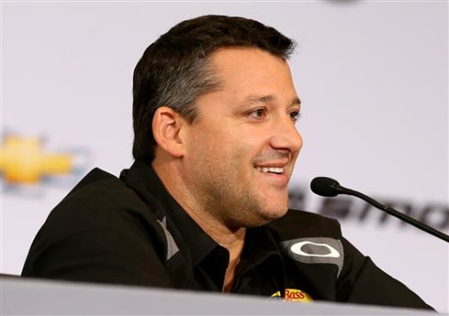 An interview with Tony Stewart