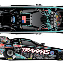 This weekend Courtney Force will race a Rookie of the Year themed Traxxas Ford Mustang specialty car aimed to reflect her Automobile Club of Southern California Road to the Future […]