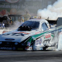 Brown and S. Gray also score victories at The Strip at Las Vegas Motor Speedway:     John Force outran his daughter Courtney in the final round and claimed an […]