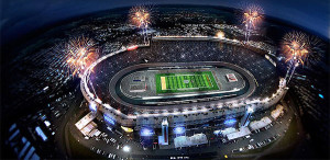 "An artist's rendering of the 2016 ""Battle at Bristol"". Get  info on the future event and tickets at www.battleatbristol.com"