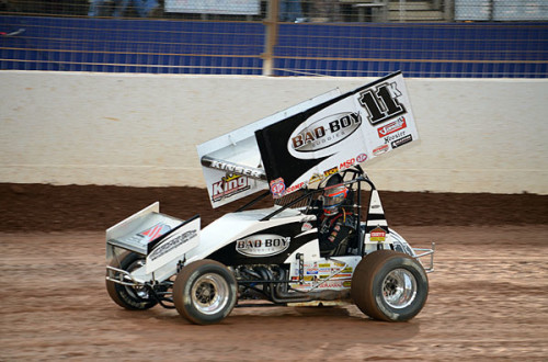 Steve Kinser Retiring at the end of the 2014 World of Outlaws (WoO) STP Sprint Car Series