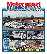 Motorsport America in print: Jan 2014