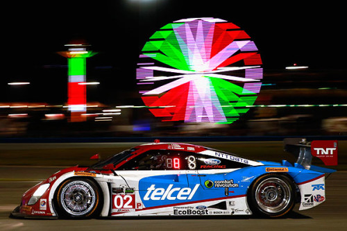ACTION EXPRESS RACING VICTORIOUS IN 52ND ANNIVERSARY ROLEX 24 AT DAYTONA