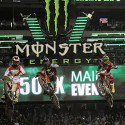 Red Bull KTM's Ken Roczen won his second Monster Energy AMA Supercross, an FIM World Championship, of the season before 69,785 fans at the Georgia Dome. Monster Energy/Pro Circuit/Kawasaki's Martin […]