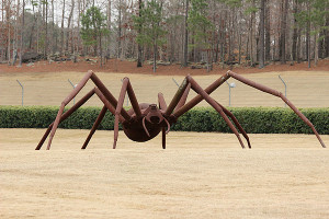 It's Charlotte the spider!