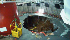 A sinkhole collapsed part of the National Corvette Museum in Kentucky damaging eight cars but not shutting down the building. Museum spokeswoman Katie Frassinelli said six of the cars were […]