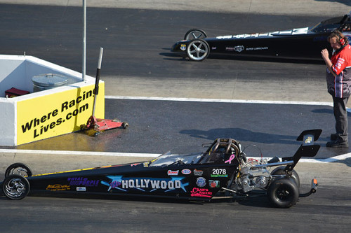 Rachel Flowers won the NHRA Summit Racing Jr. Drag Racing League Challenge Beating the Pro's