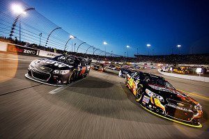 A scene from the September 2013 Nationwide race at RichmondPhoto: Jared C. Tilton-Pool/Getty Images