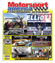 Motorsport America in print: Apr 2014