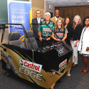 Castrol and John Force Racing today dedicated the deliveryof a WT-960 TRAN-SIT® Car Transfer Simulator to be used at St. Joseph'sHospital. Numerous dignitaries from Castrol and St. Joseph's Hospital were […]