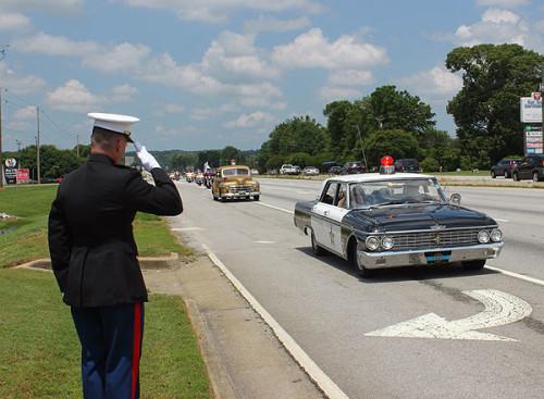 The Captain Herb Emory Memorial Ride
