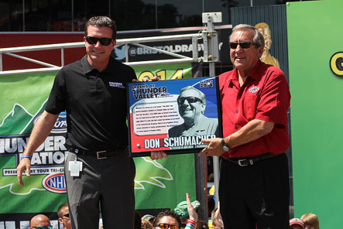 Who Is Don Schumacher?