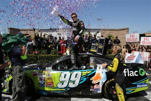Edwards notches first road-course victory at Sonoma