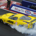 Ohio favorite Troy Coughlin raced to his first victory of the season Sunday in the NHRA Pro Mod Drag Series at the eighth annual Summit Racing Equipment NHRA Nationals […]