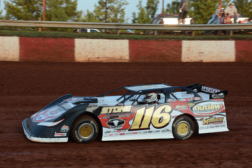 Randy Weaver Wins the Southern Nationals at Rome Speedway
