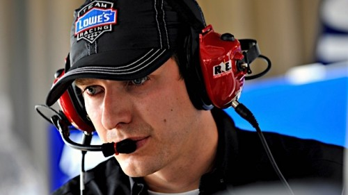Ives Will Be Earnhardt's Crew Chief In '15