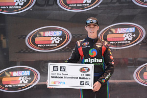 Ben Rhodes gets another pole.