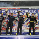 Reigning NHRA Pro Mod Drag Racing Series world champion Rickie Smith raced to the NHRA Pro Mod Series victory Monday at the 60th annual Chevrolet Performance U.S. Nationals, the world's […]