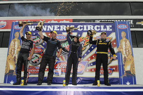 SMITH RACES TO PRO MOD VICTORY AT CHEVROLET PERFORMANCE U.S. NATIONALS