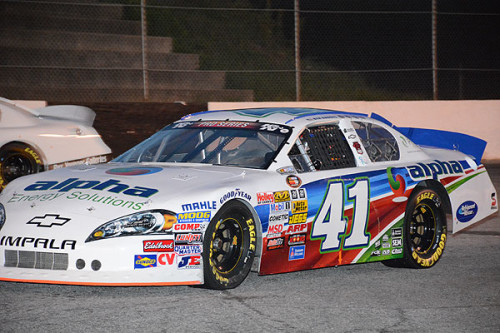 Georgia Driver – Austin Hill Wins the K&N Pro Series East Race at Greenville Pickens Speedway, Ben Rhodes wins Championship