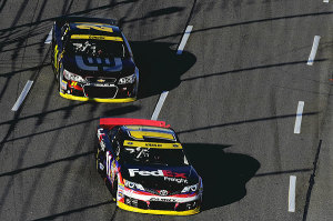 Hamlin finished 8thPhoto: NASCAR Media