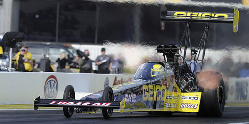 Before his first season as an NHRA Mello Yello Drag Racing Series Top Fuel driver, Richie Crampton put together a list of goals. Crampton was not afraid to aim high […]
