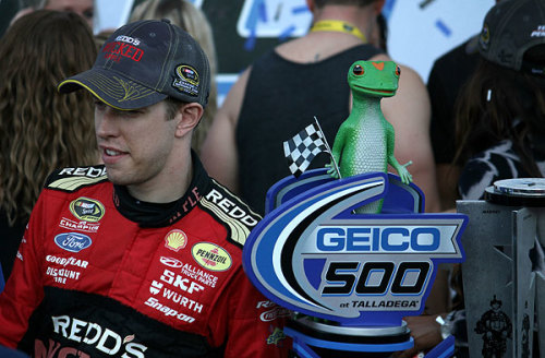 Keselowski conquers Talladega, 3 Hendrick drivers eliminated from Chase