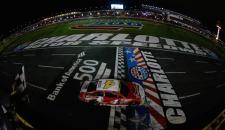 The Closer finally closed the deal, and the door swung almost shut on Dale Earnhardt Jr., six-time NASCAR Sprint Cup Series champion Jimmie Johnson and 2012 champion Brad Keselowski. With […]