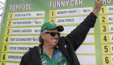NHRA.com: It certainly wasn't John Force's plan to enter the final two events of the 2014 NHRA Mello Yello Drag Racing Series in pursuit of yet another Funny Car championship without […]