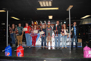 Junior Dragster Racers Champions