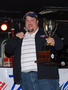 Atlanta Dragway Pro Champion Chad Brewer