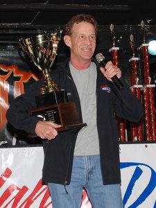 Atlanta Dragway Super Pro Motorcycle Champion Jay Rhyme