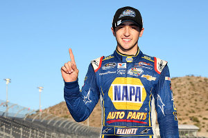 Chase is also Rookie of the YearAll photos courtesy of NASCAR Media