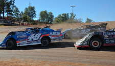 "Story & photos by: Phillip Prichard, MSA: Jonathan ""Superman"" Davenport of Blairsville, GA claimed the $20000 winnings in the Super Late Model event at the National 100 at the East Alabama […]"