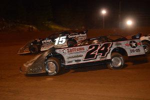 Wide open racing all weekend!